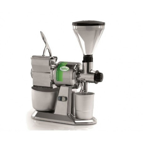 Grind Coffee and Grater - Production horaire de fromage 50 kg. - Production horaire café/pepe 10 kg.